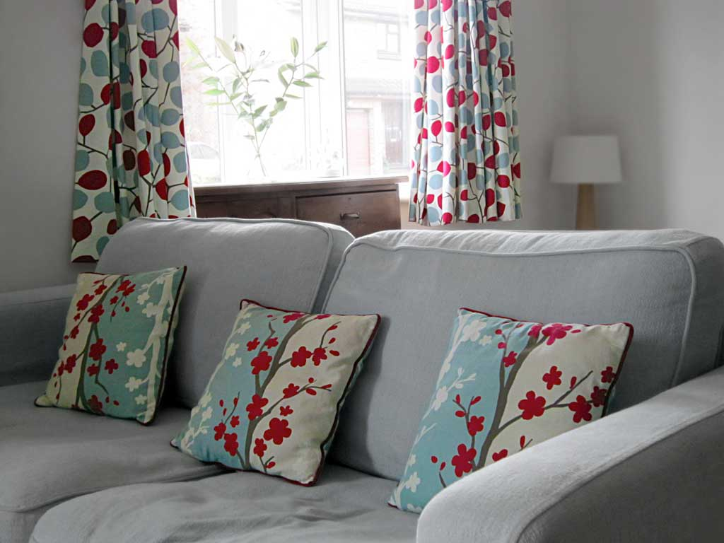 Curtains And Cushions To Match Curtain Menzilperde Net